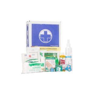 PACCO REINTEGRO PER CASSETTA MEDICA ALLEGATO 2 (FINO A 2 LAVORATORI) DM388 15/07/03 BASE E D.L. 81 DEL 09/04/08